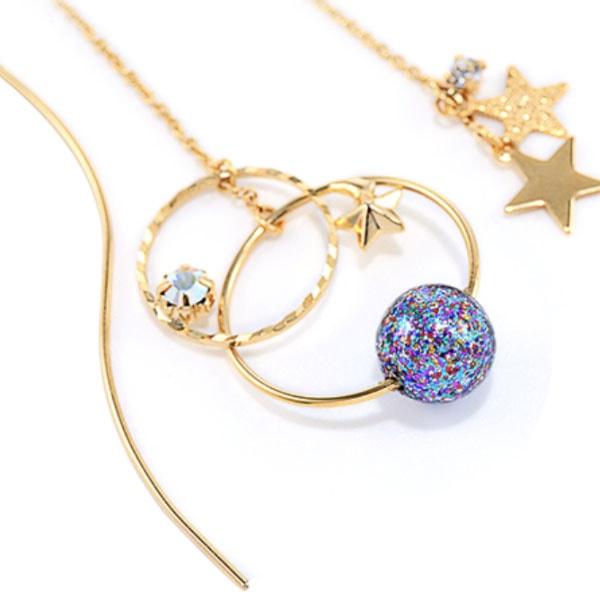 Celestial Stars Earrings