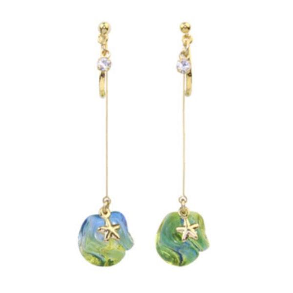 Starburst Nebula Earrings