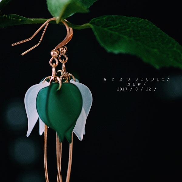 product image for Leaf Branch Earrings
