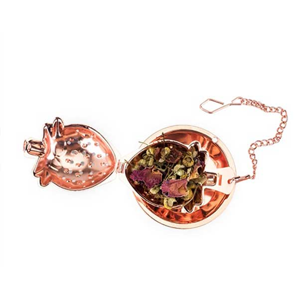 product image for Rose Gold Tea Infuser