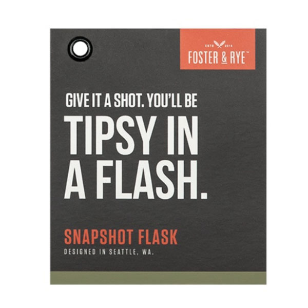 product image for Flask by FOSTER & RYE