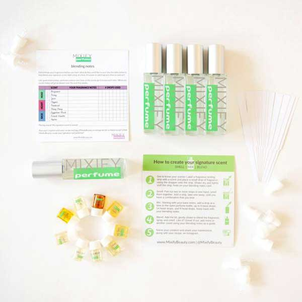 Mixify DIY Perfume Kit