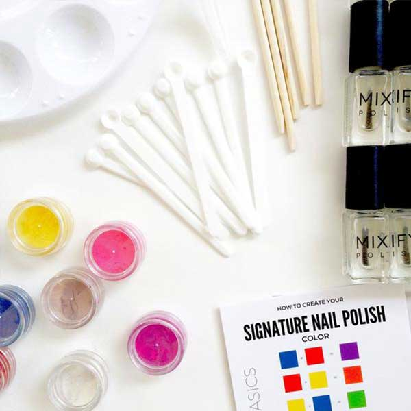 product thumbnail image for Mixify DIY Nail Polish Kit