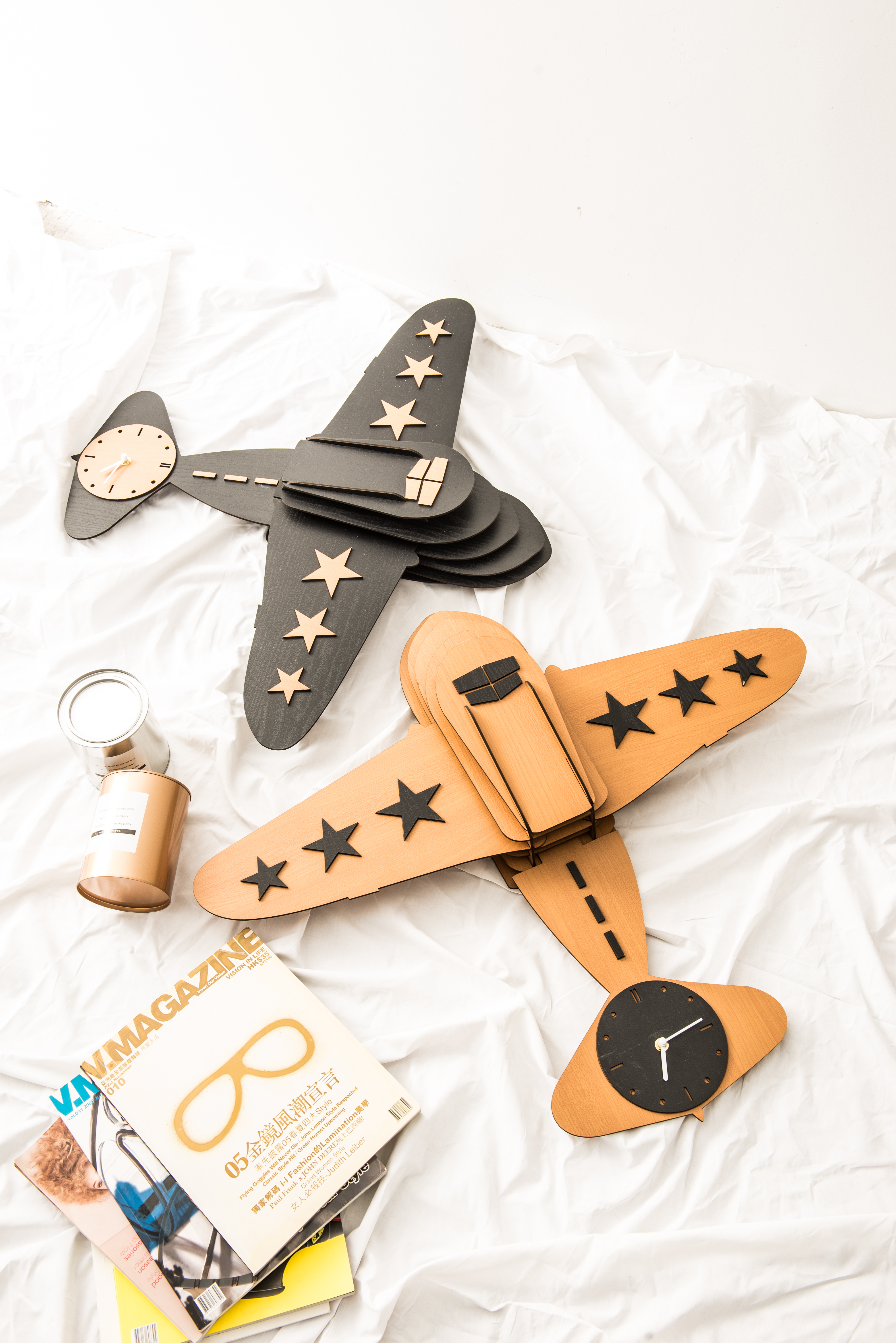 product image for Airplane Wall Clock