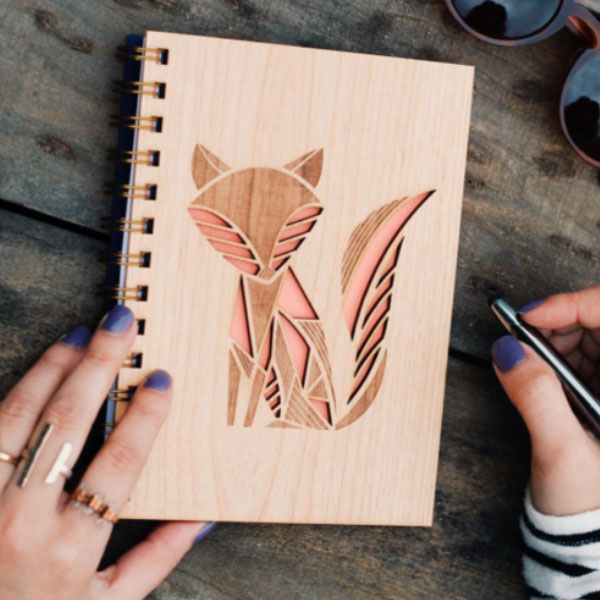 product image for Wooden Journal