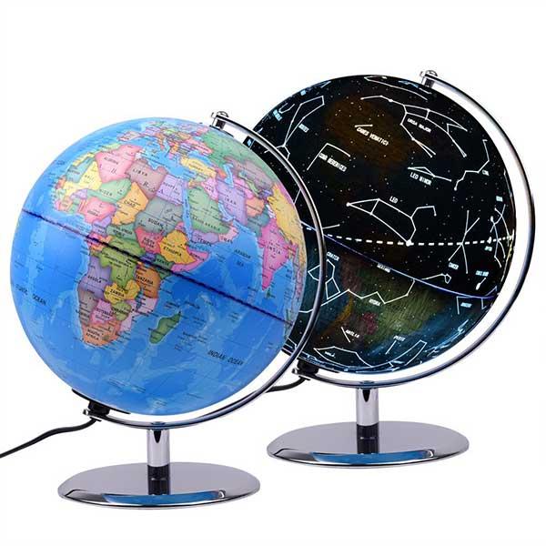 product image for Illuminated Constellation World Globe