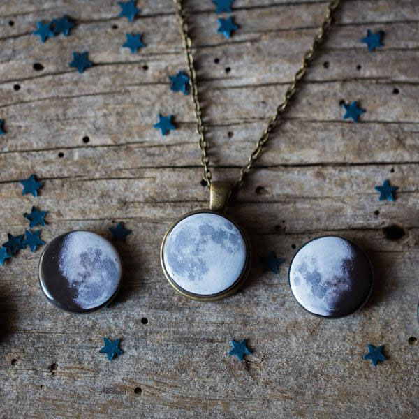 product image for Interchangeable Moon Phase Necklace