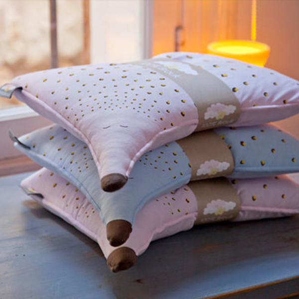 product image for Spotted Baby Pillow