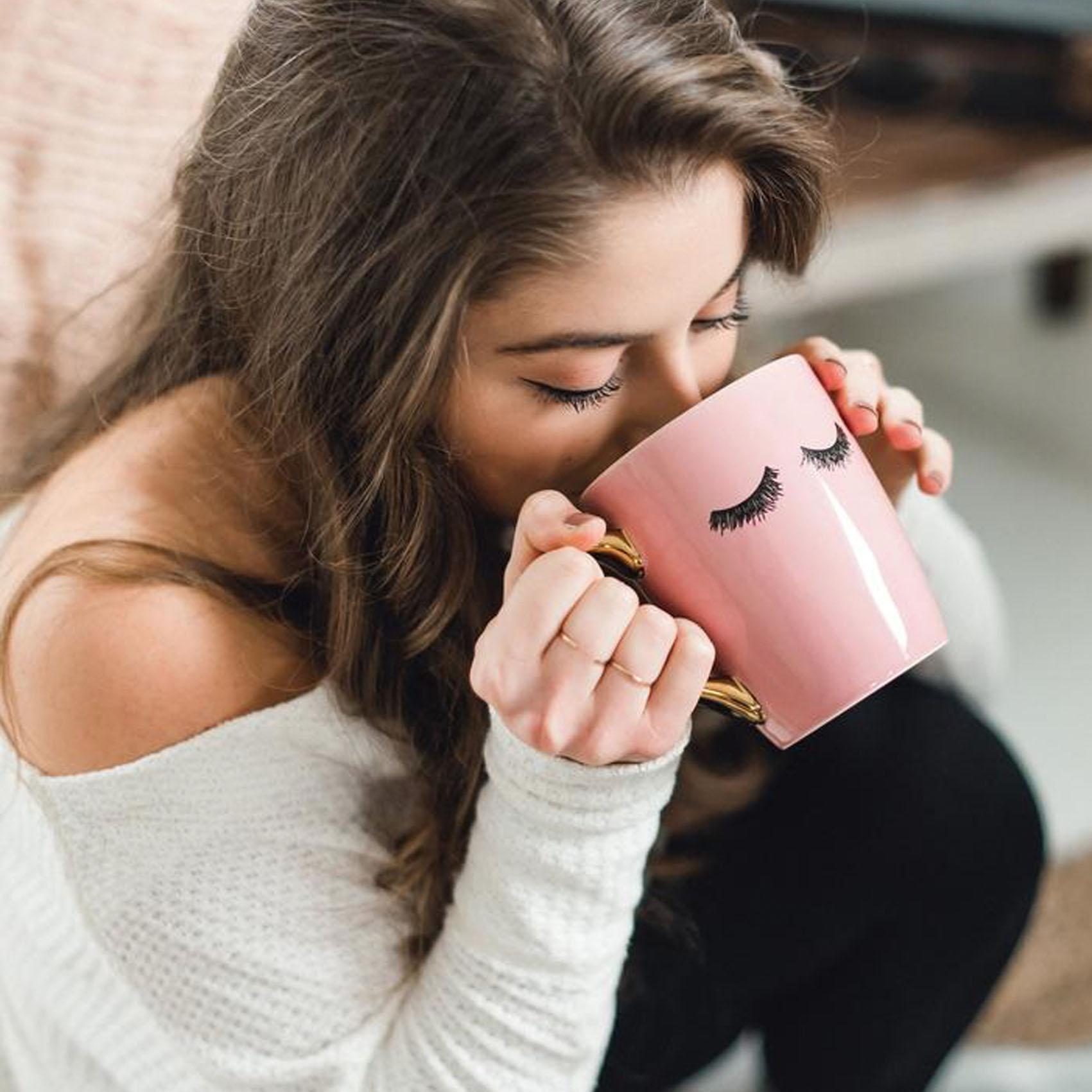 product image for Eyelashes Coffee Mug