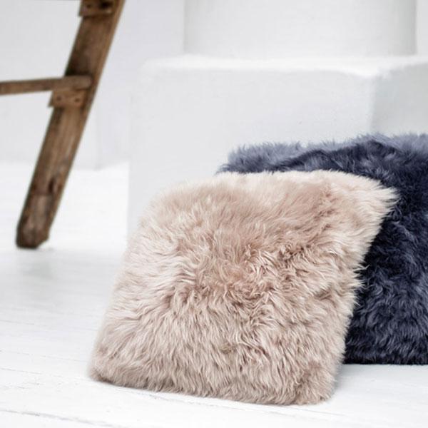 New Zealand Sheepskin Cushion