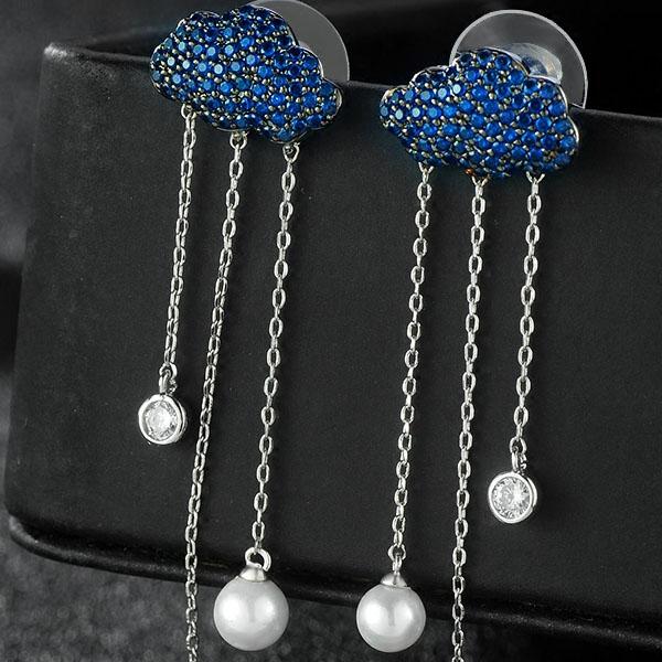 product image for Rain Cloud Earrings