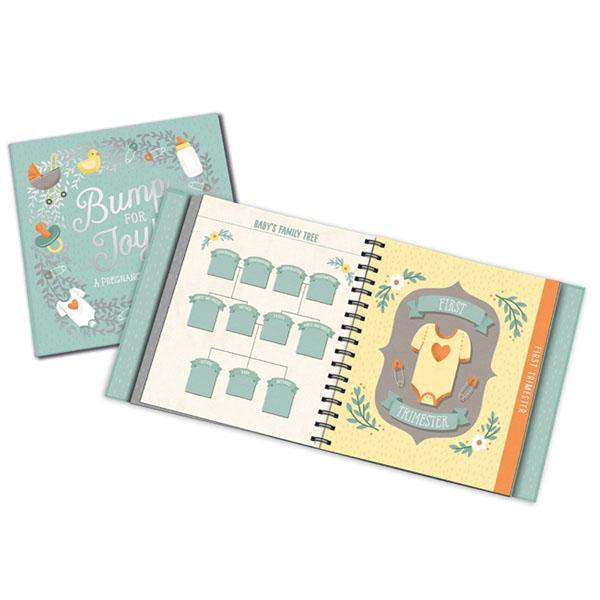 Pregnancy & Baby's First Year Journal