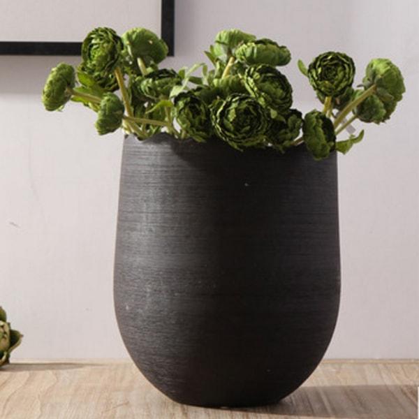 Vintage Courtyard Vase