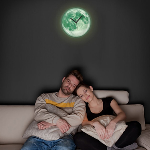 product image for Moon Wall Clock