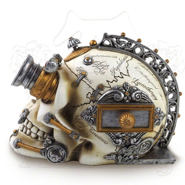 product image for Erasmus Darwin's Steam-Cerebrum Skull
