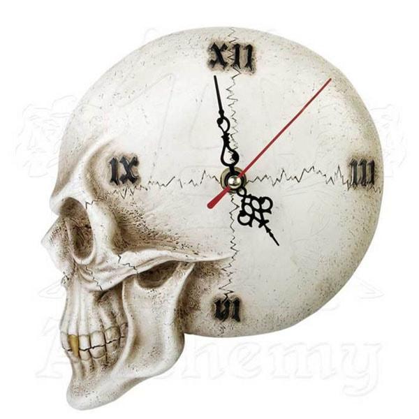 Skull Clocks