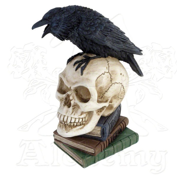 product image for Poes Raven Skull