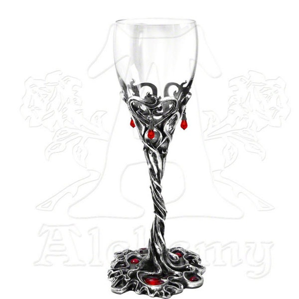 Dracula's Cup Wine Glass