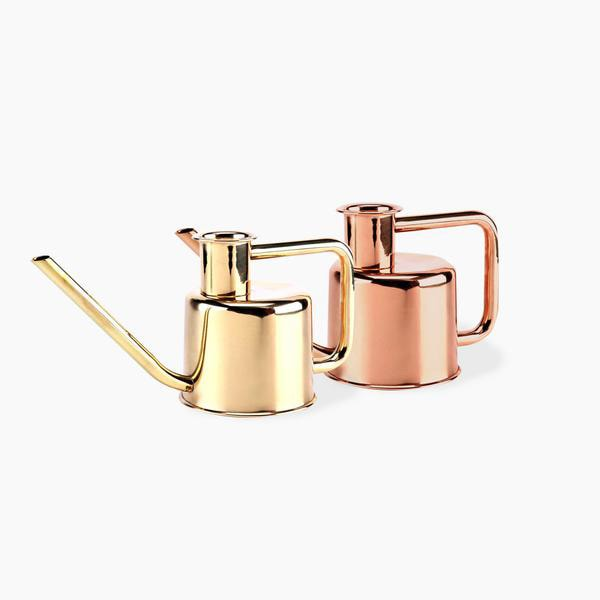 Solid Metal Watering Can