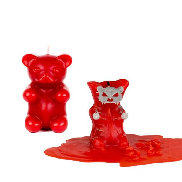 Gummy Bear Candle