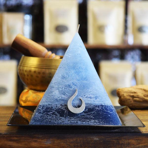 Pyramid Candle