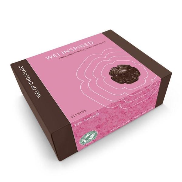 Wei Inspired Salt Dark Chocolate