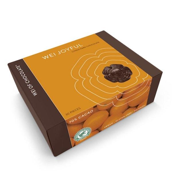 Wei Joyful Dark Chocolates