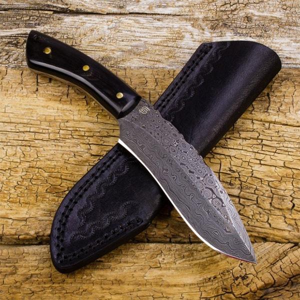 Gurkha Damascus Steel Knife