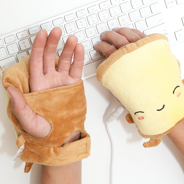 Toast Wireless Handwarmers - Butta