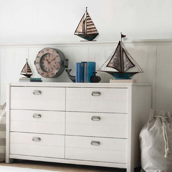 product image for Iron Ship Table Decor Collection