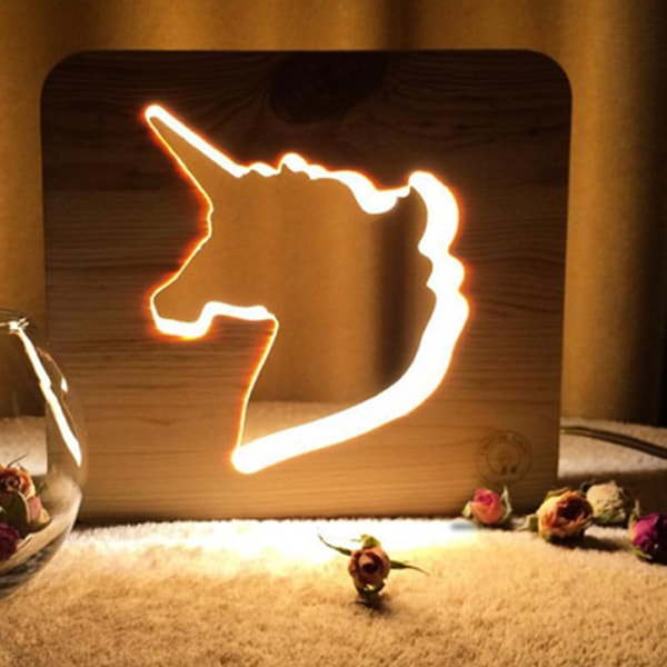 Unicorn Nightlight For Children