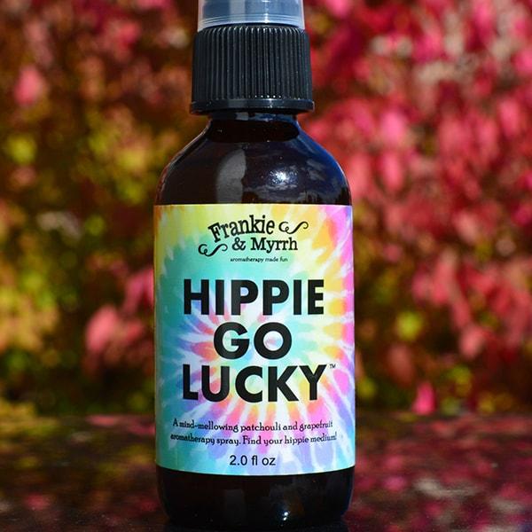 Hippie Go Lucky - Special Tie Dye Version