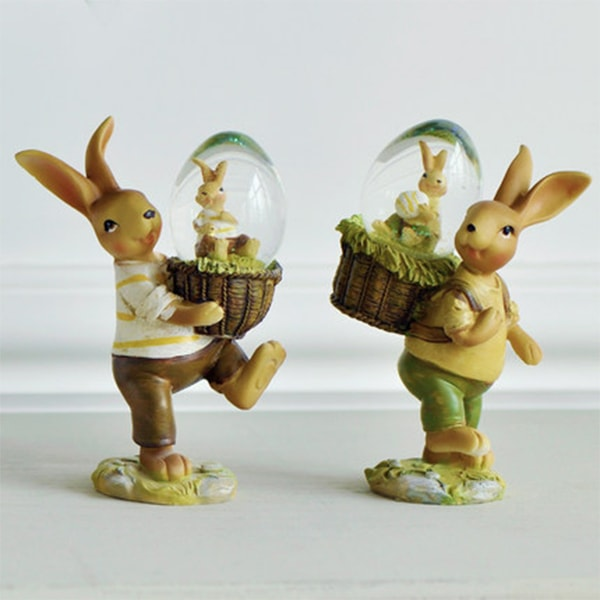 Bunny Rabbit Statue