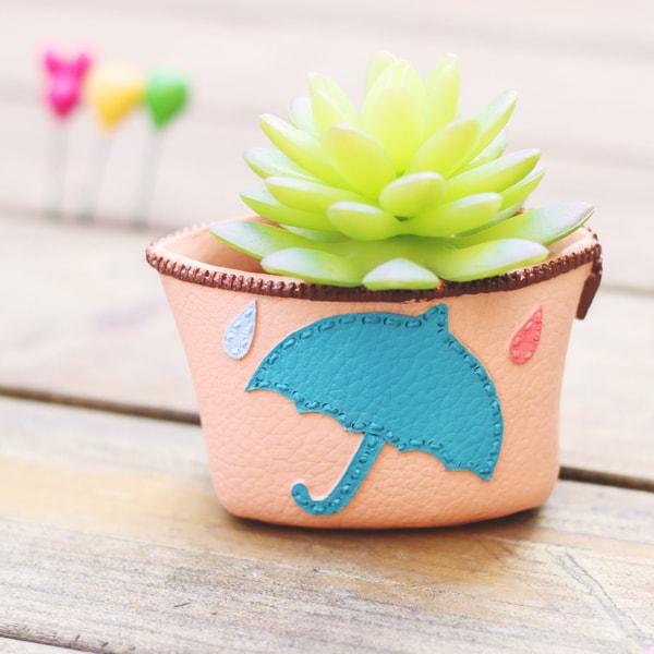 Zakka Succulents Pots