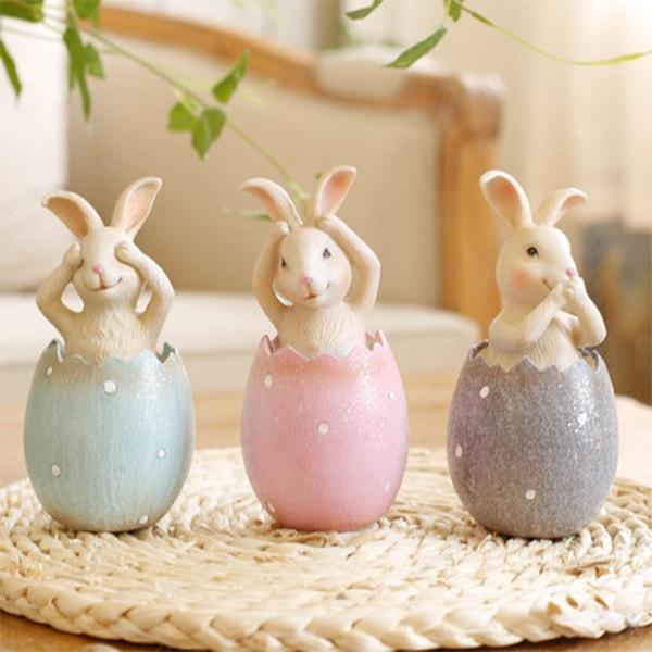 Bunny Decoration Set