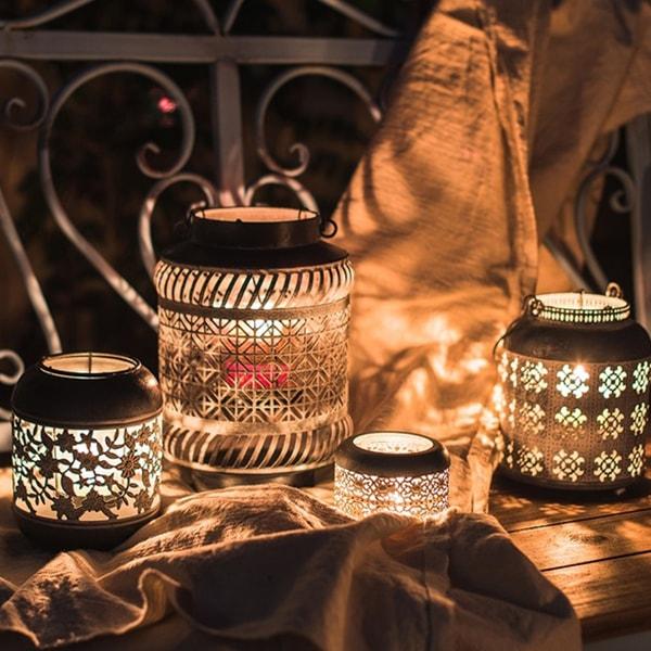Japanese Zakka Style Lanterns