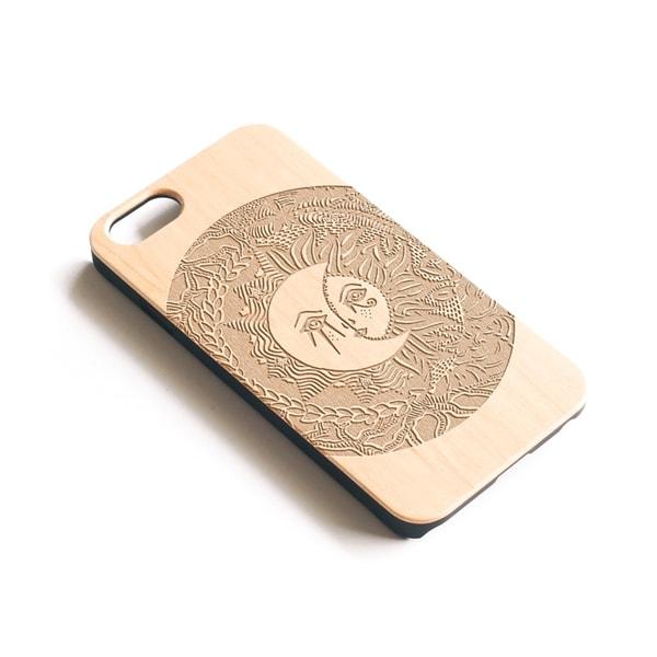 Madame Sunnymoon iPhone Case