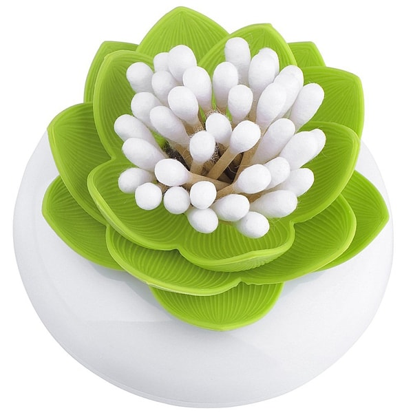 product image for Lotus Shaped Swab Holder With Tray